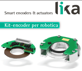 Kit encoder per robotica
