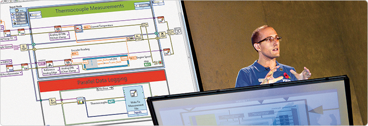 LabVIEW Week of Webcasts: tecniche pratiche per chi programma